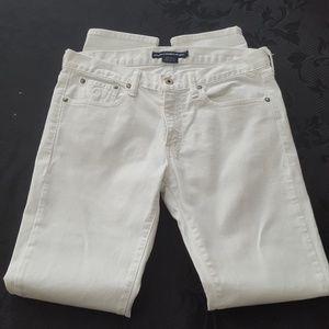 Ralph Lauren Sport White Horse Logo Denim Jeans